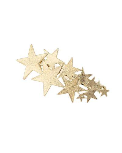 Barrette étoiles